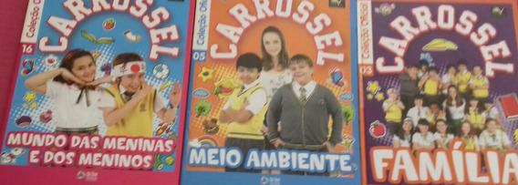 Livros Carrossel
