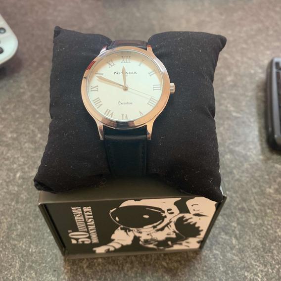Reloj Nivada Hombre Piel Guanajuato