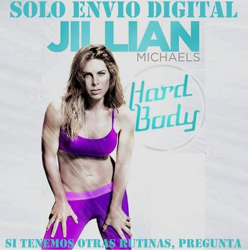 Jillian Michaels Cuerpo Fuerte En Español Fitness Sin Pesas