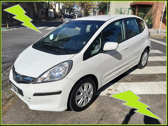 Honda Fit 1.4 Lx-l At - 2013 - Singa