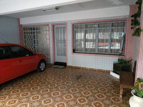 Imagem 1 de 13 de Sobrado Com 4 Dormitórios À Venda, 192 M² Por R$ 980.000,00 - Tatuapé - São Paulo/sp - So2318
