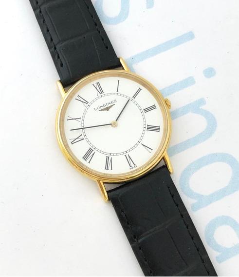 Reloj Longines Presence Dorado