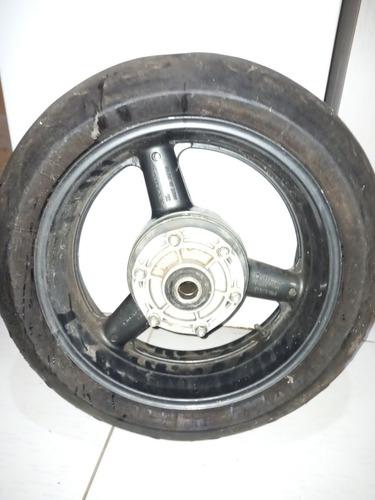 Imagem 1 de 3 de Roda Traseira Hayabusa