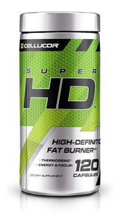 Super Hd Cellucor 120 Cap 100% Original Importado - Lacrado