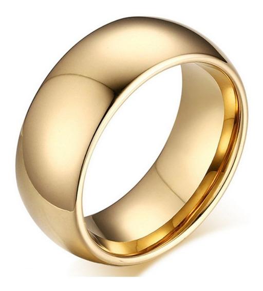 Par Aliança Tungstênio 8mm Casamento Noivado Compromisso