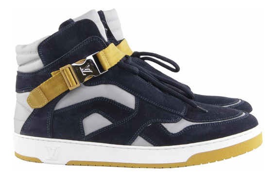 Zapatillas Louis Vuitton Originales Slipstream Sneakers Boot