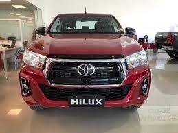 Toyota Hilux Srx177 Cv 4x4