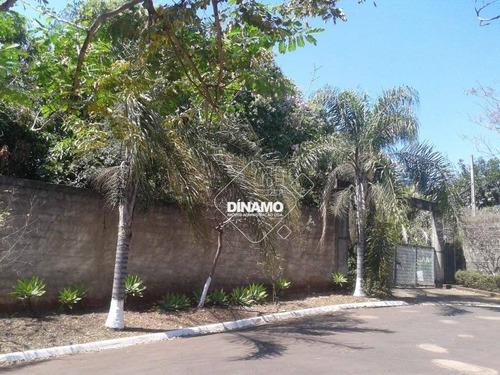 Chácara À Venda, Cond. Azarias Hills - Bonfim Paulista - Ribeirão Preto/sp - Ch0058