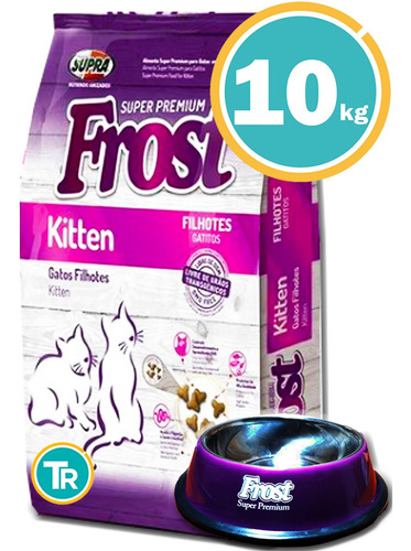 Ración Gato - Frost Gatitos + Obsequio Y Envío Gratis
