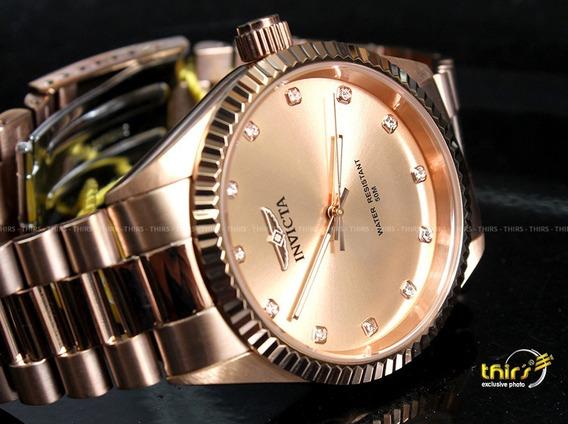 Invicta Specialty 29506 43mm Rose Japan Unisex Original
