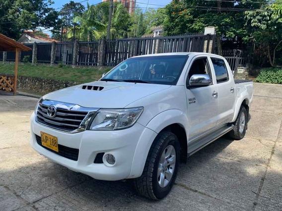 Toyota Hilux 3.0 Diésel Vigo