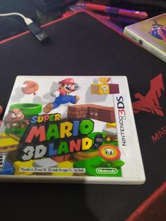 Súper Mario 3d Land 3ds