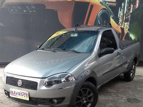 Fiat Strada 1.4 Mpi Trekking Cs 8v Flex 2p Manual 2009/2009