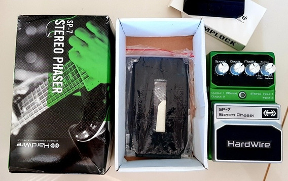 Hardwire Digitech Stereo Phaser Sp-7
