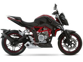 Zanella Rz3 New No Twister 250 Fazer 250 Speed