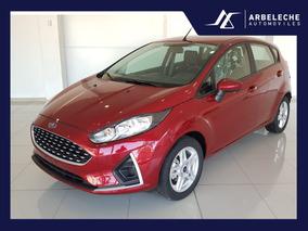 Ford Fiesta 0km 1.6 S Plus 2018! Arbeleche