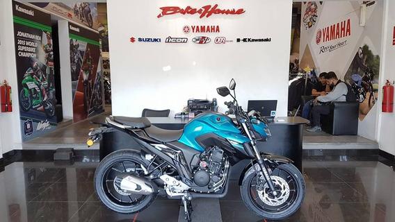 Motocicleta Yamaha Fz 25 Promoción Gif Card 200 +