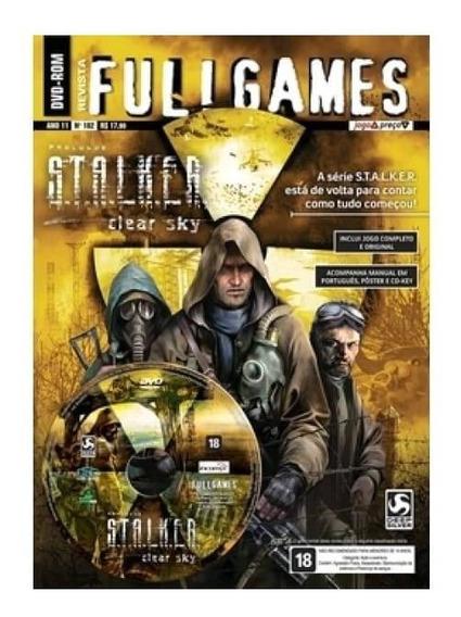 Revista Fullgames: Stalker Clear Sky Para Pc