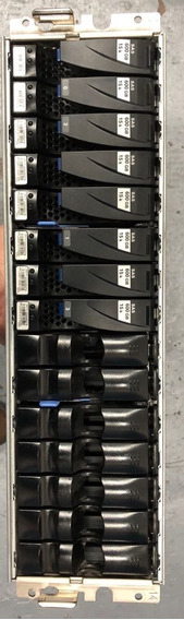 Storage Emc2 Corporation Stpe15 Array 2x 600gb Sas Garantia