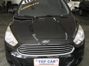 Ford Ka Se Sedan 1.5 2016 - Sem Entrada 60x $899