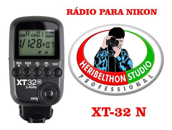 Radio Flash Godox Xt-32 N