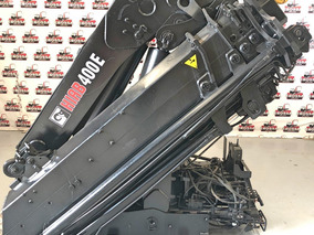 Grúa Hiab 400e-5 De 15 Ton -- Ebossa Grúas