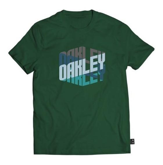 Franelas De Caballero Oakley The Finish Line Tee.