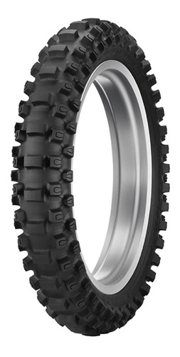 Cubierta Dunlop 120 80 19 Enduro Mx3s Blando Rider Pro ®