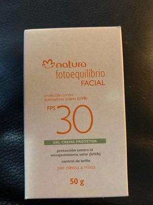 Protector Solar (uvb)fps 30 Natura