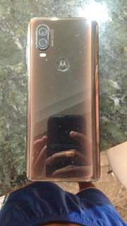 Celular Moto G One Vision 128g