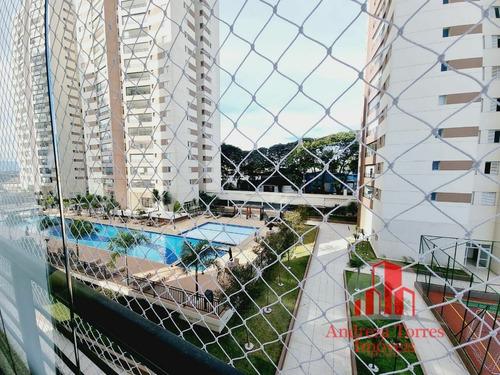 Imagem 1 de 30 de Apartamento À Venda No Bairro Vila Edmundo - Taubaté/sp - 1478