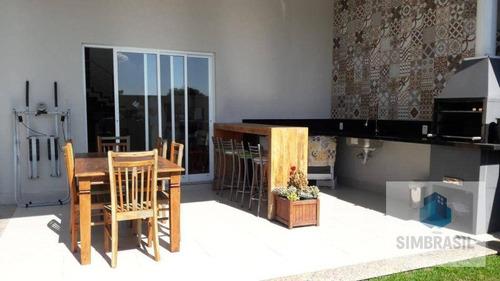 Imagem 1 de 19 de Casa Com 3 Dormitórios À Venda, 212 M² Por R$ 1.250.000 - Swiss Park - Campinas - Ca1315