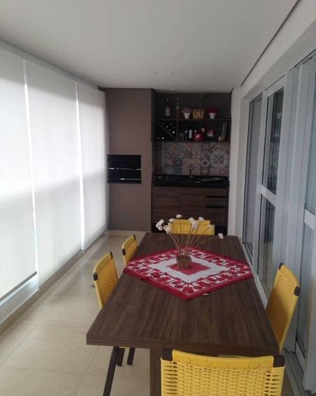 Aprica - 152m² 3suítes 3 Vagas Varanda Gourmet Depósito Ac Permuta! - 2933577299 - 34890998