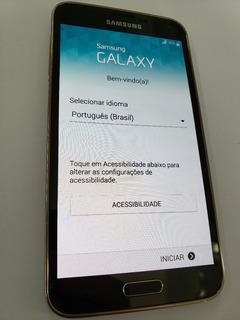Celular Usado Samsung Galaxy S5 G900m 16gb - Exclusivo