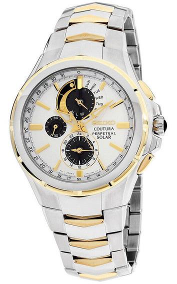 Relógio Masculino Seiko Ssc560 Aço Inoxidável