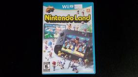 Nintando Land - Wii U Original Seminovo