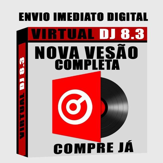 Virtual Dj Pro 8.3 Infinity/dj Sb3/rx2/sr2- Build4720