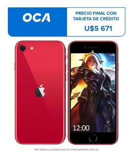 iPhone SE 2020 Nuevo Apple 64 Gb Video 4k Local Con Factura