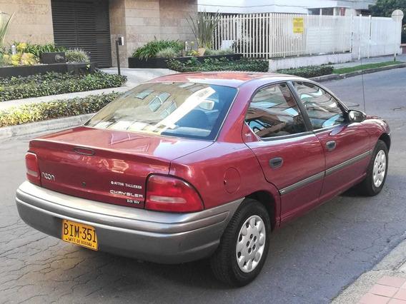 Chrysler Neon Version Full Mt