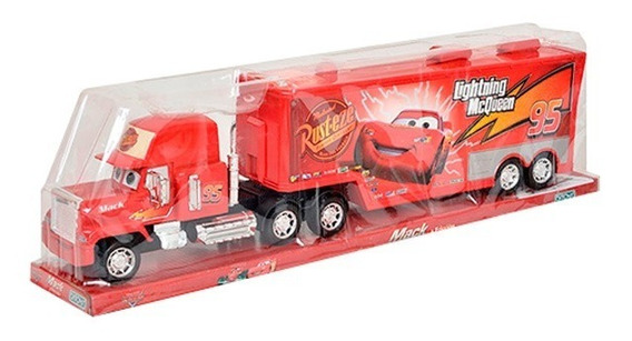 Cars Truck Container Friccion 1175