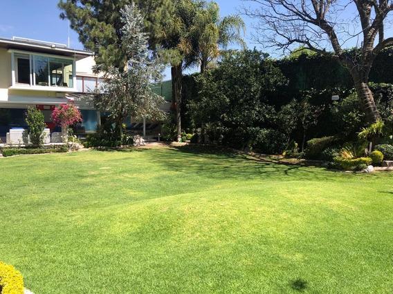Hermosa Residencia En Venta, Jardines Del Pedregal