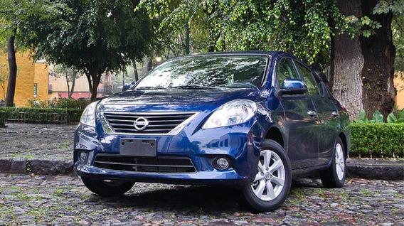 Nissan Versa Azul Caja Automatica 55000 Km. Oportunidad.
