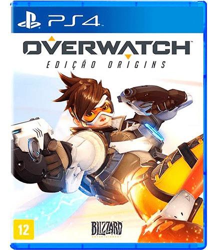 Overwatch Goty Playstation 4 Original Usado