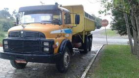 Mercedes-benz 1313 , Caçamba