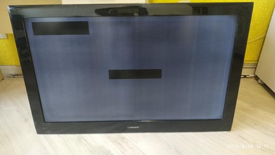 Tv Lcd 40 Samsung Ln40a550p3rxzd Danificada Placa T-com