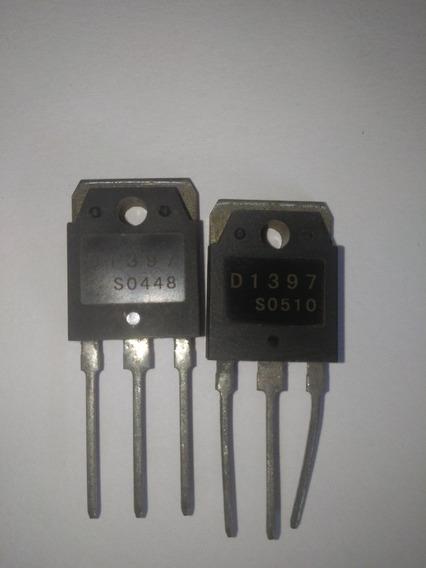 Transistor 2sd1397 - Queima De Estoque - Pronta Entrega