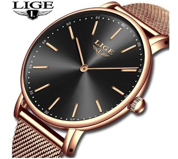 Relógio Feminino Original A Prova D