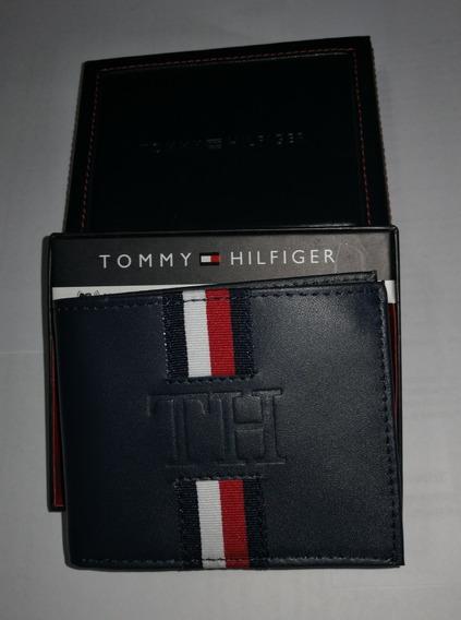 Billetera Tommy Hilfiger Nueva F7