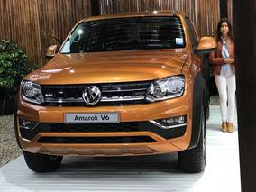 Vw Volkswagen Amarok 3.0 V6 Comfortline 4x4 Aut. Dd