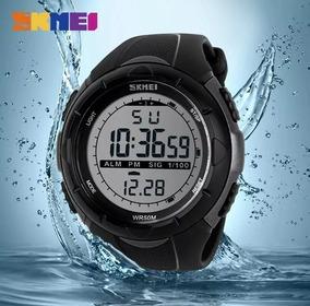 Relógio Masculino Esportivo Original Skmei 1025